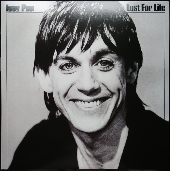 Iggy Pop Lust For Life Vinyl
