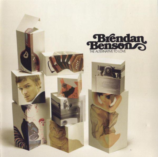 Benson, Brendan The Alternative To Love CD