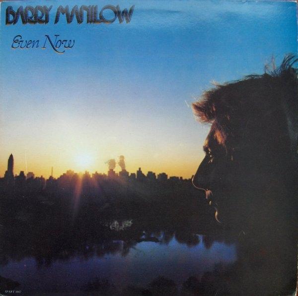 Manilow, Barry Even Now Vinyl