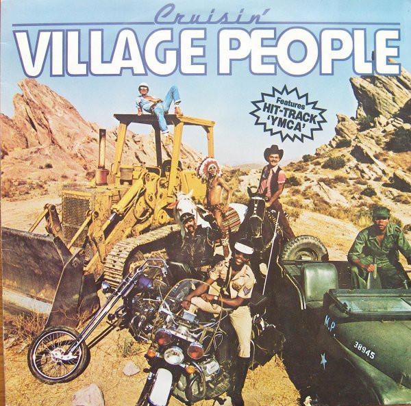 Village People Cruisin' Vinyl