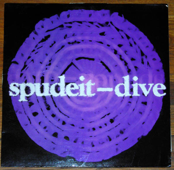 Spudeit-Dive Virgin Sands Vinyl