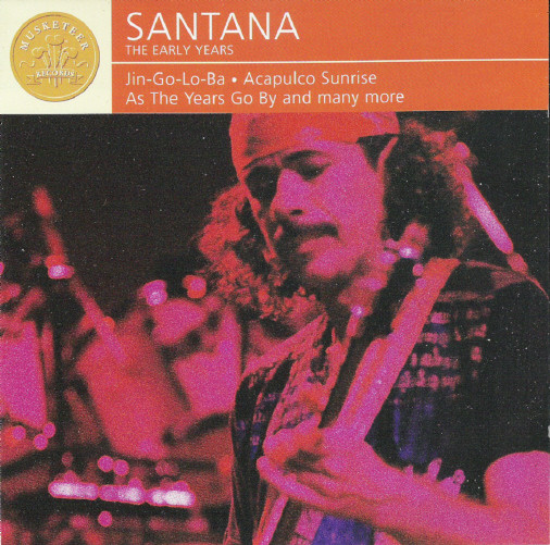 Santana The Early Years Vinyl