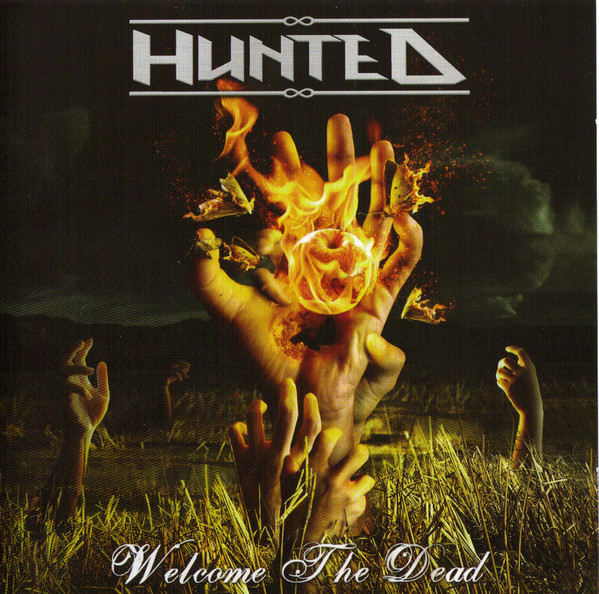 Hunted Welcome The Dead Vinyl