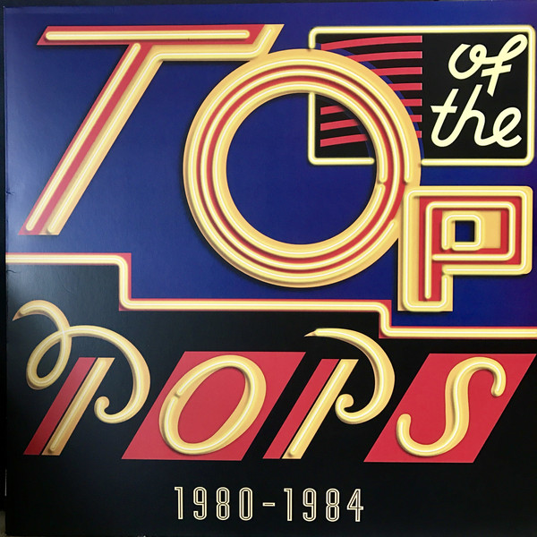 Various Top Of The Pops 1980 - 1984 Vinyl