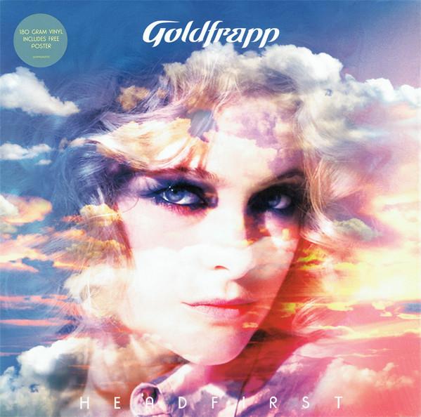 Goldfrapp Head First  Vinyl