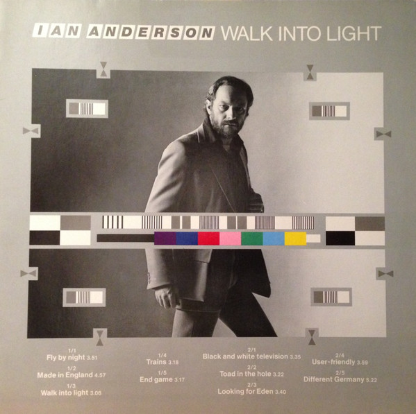 Ian Anderson Walk Into Light Vinyl