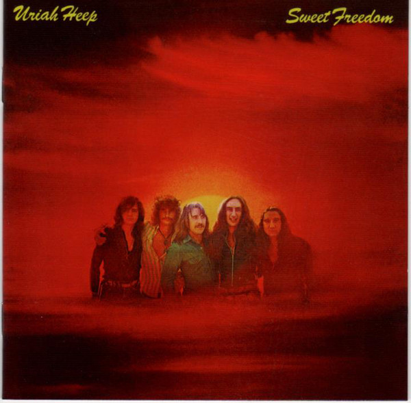 Uriah Heep Sweet Freedom CD