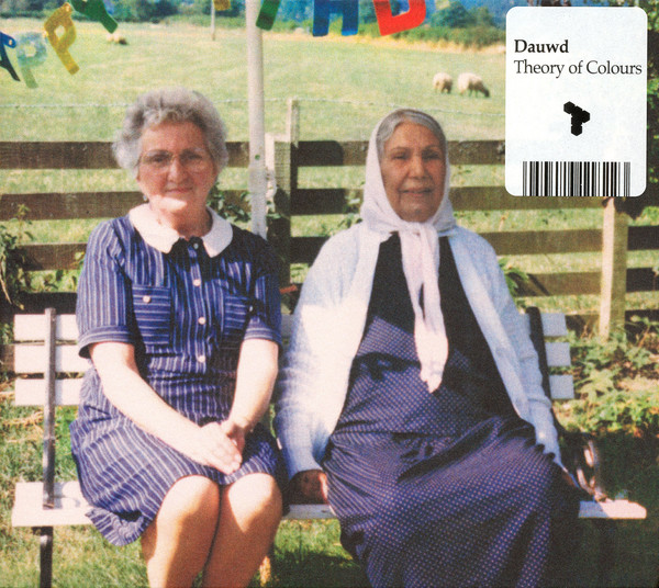 Dauwd Theory Of Colours Vinyl