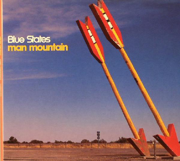 Blue States Man Mountain