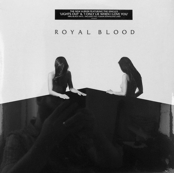 Royal Blood How Did We Get So Dark ?  Vinyl