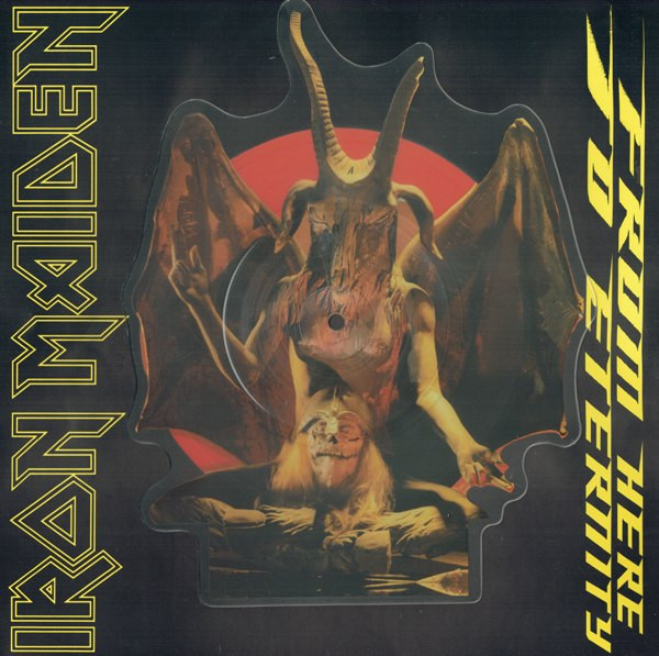 Iron Maiden From Here To Eternity