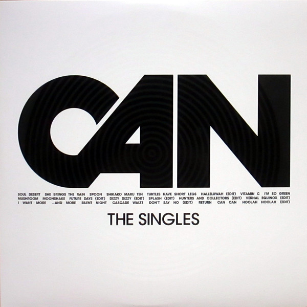 Can The Singles Vinyl