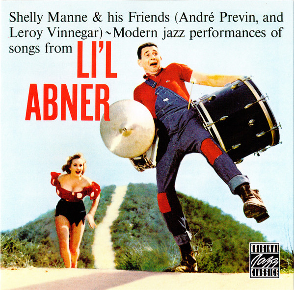 Manne, Shelly Modern Jazz Performances Of Songs From Li'l Abner