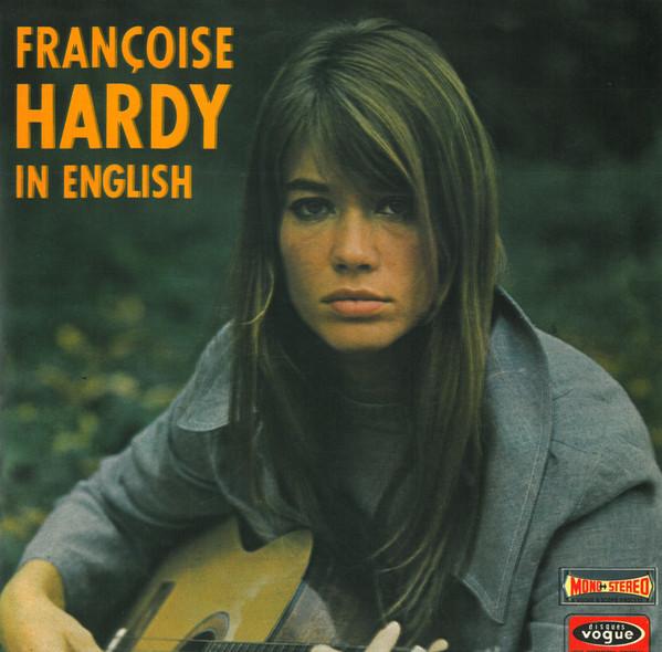 Francoise Hardy  In English Vinyl