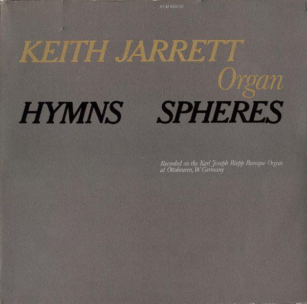 Jarrett, Keith Hymns Spheres Vinyl