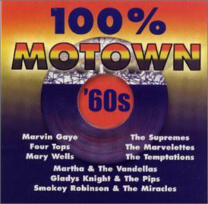 Various 100% Motown '60s