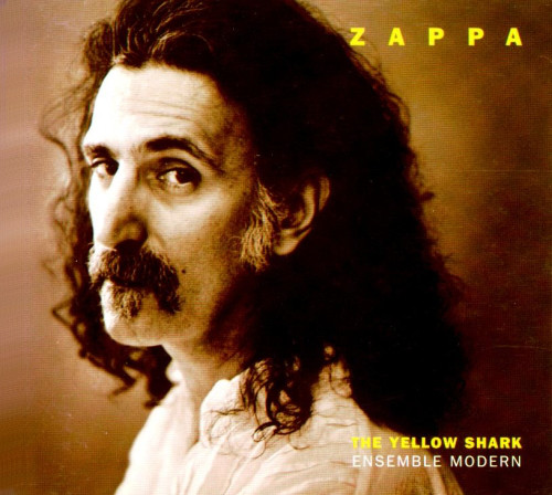 Zappa - Ensemble Modern Yellow Shark CD