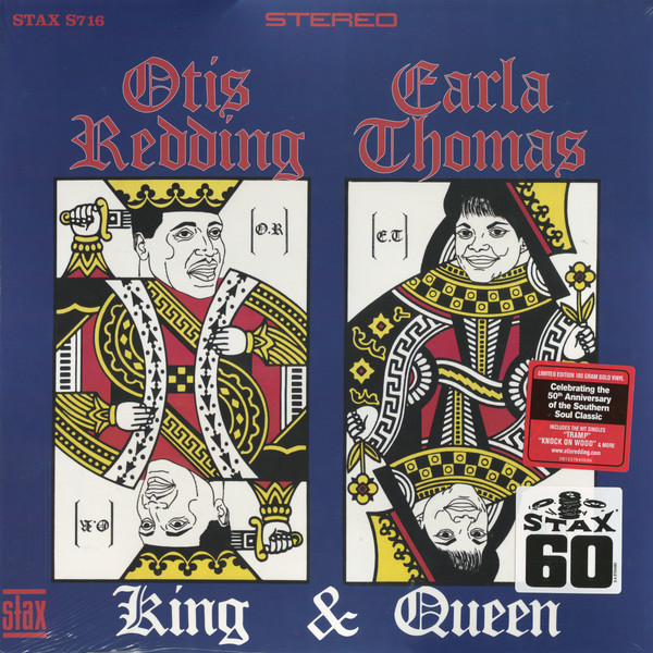Redding, Otis & Carla Thomas King & Queen