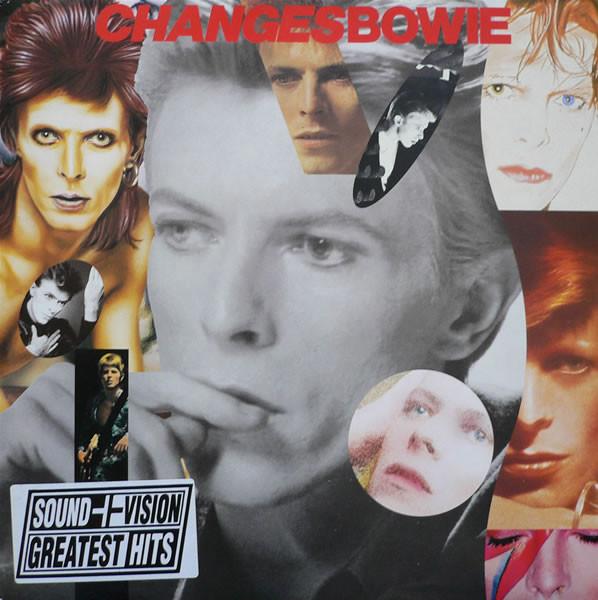 David Bowie Changes Bowie Vinyl
