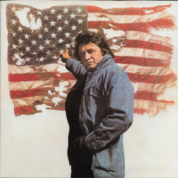 Cash, Johnny Ragged Old Flag Vinyl