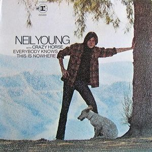 Young, Neil Everybody Knows This Is Nowhere Vinyl