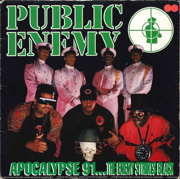 Public Enemy Apocalypse 91... The Enemy Strikes Black