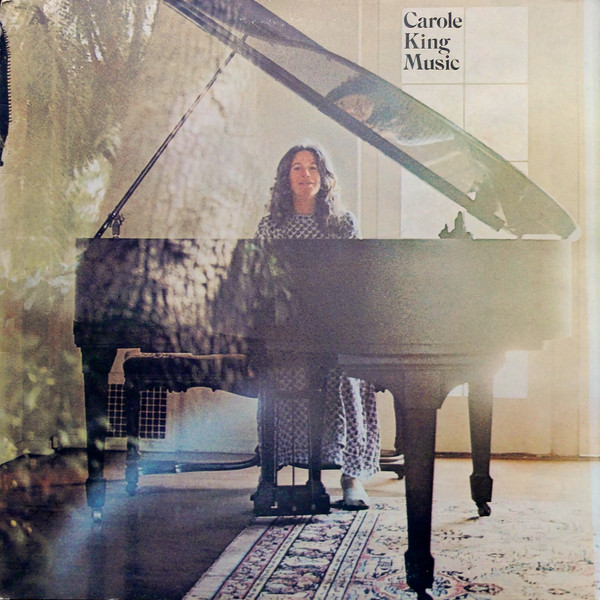 King, Carole Music Vinyl