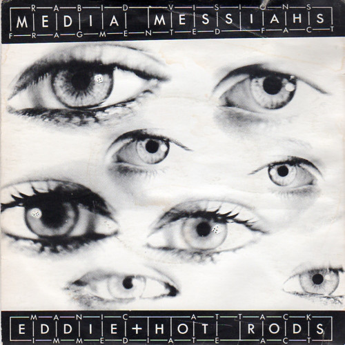 Eddie & The Hot Rods Media Messiahs Vinyl