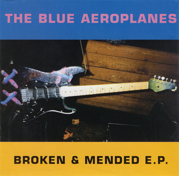 Blue Aeroplanes (The) Broken & Mended E.P. CD