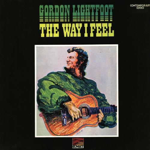 Gordon Lightfoot The Way I Feel Vinyl