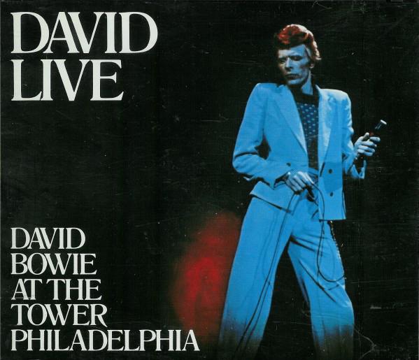Bowie, David David Live (David Bowie At The Tower Philadelphia)