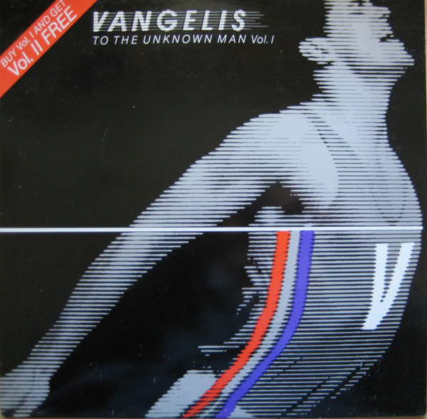 Vangelis To The Unknown Man Vol 1 Vinyl