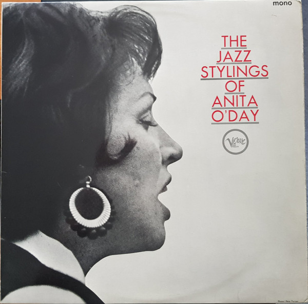 O'Day, Anita The Jazz Stylings of Anita O'Day Vinyl