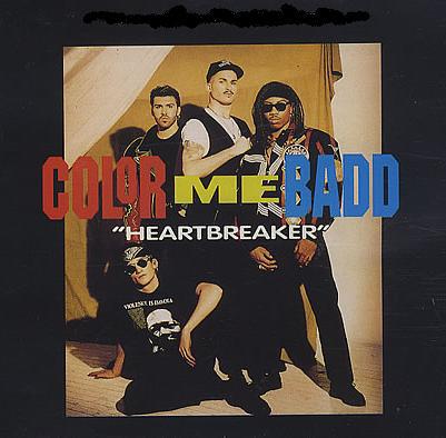 Color Me Badd Heartbreaker Vinyl