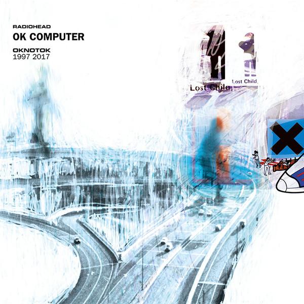 Radiohead OK Computer OKNOTOK 1997 2017 Vinyl
