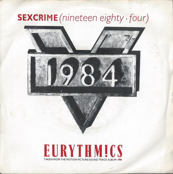 Eurythmics Sexcrime