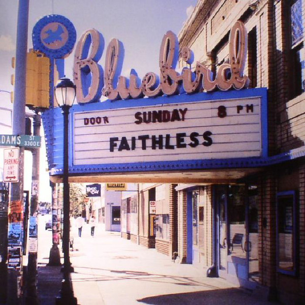 Faithless Sunday 8PM Vinyl