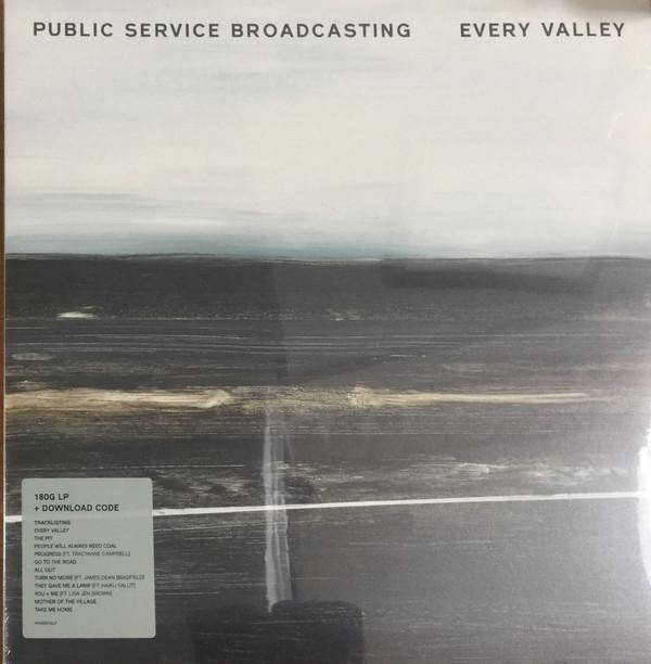 Public Service Broadcasting Every Valley Vinyl