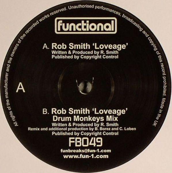 Rob Smith Loveage