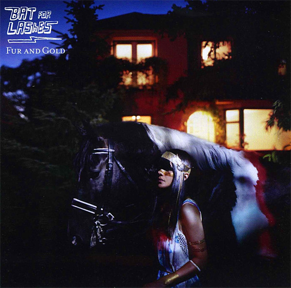 Bat For Lashes Fur And Gold Vinyl