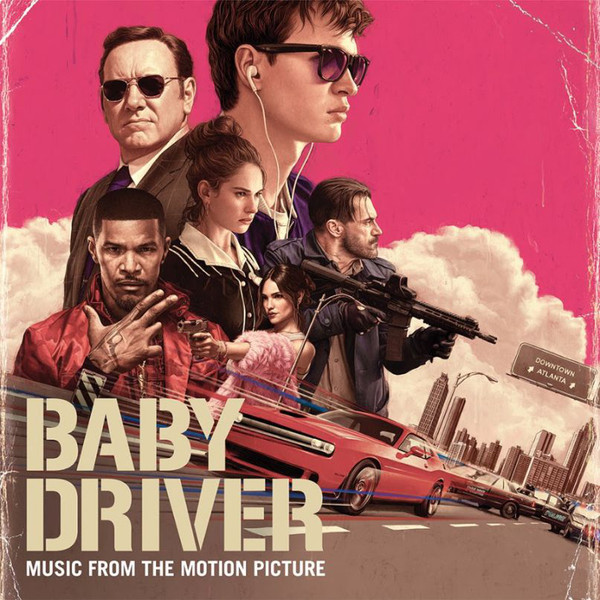 Various Baby Driver (Music From The Motion Picture) Vinyl