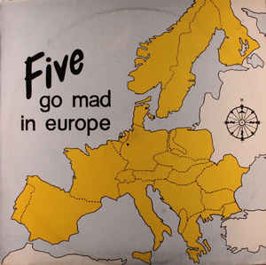 Five Go Mad In Europe Five Go Mad In Europe Vinyl