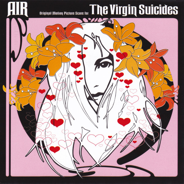 Air The Virgin Suicides CD