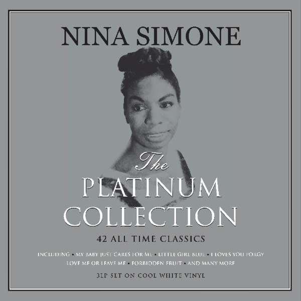Nina Simone The Platinum Collection - 42 All Time Classics Vinyl