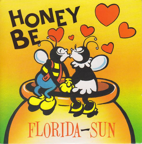 Florida Sun Honey Bee Vinyl