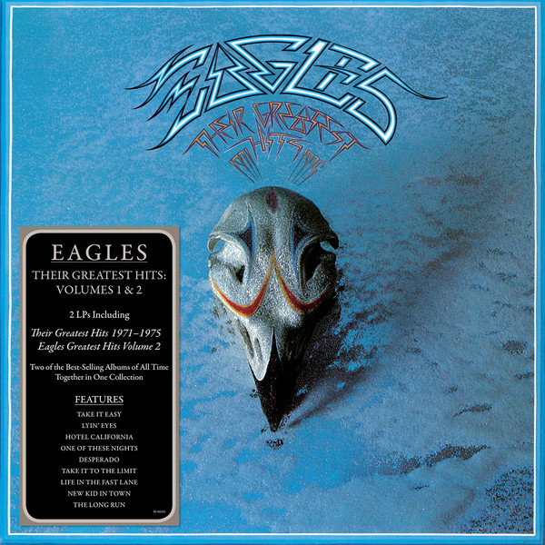 Eagles Their Greatest Hits: Volumes 1&2 Vinyl