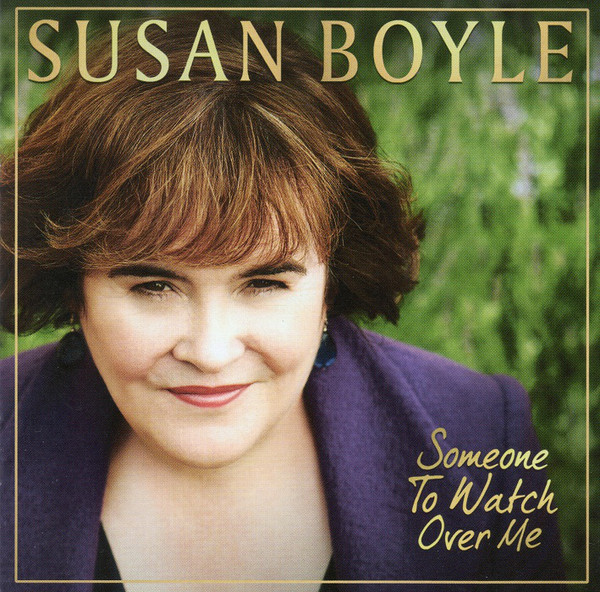 Boyle, Susan Someone To Watch Over Me CD