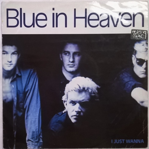 Blue In Heaven I Just Wanna Vinyl