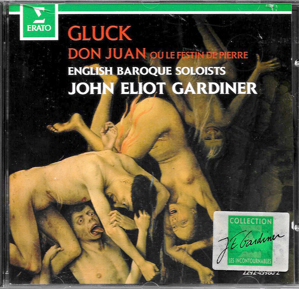 Gluck - English Baroque Soloists, John Eliot Gardiner Don Juan: Ou Le Festin De Pierre Vinyl