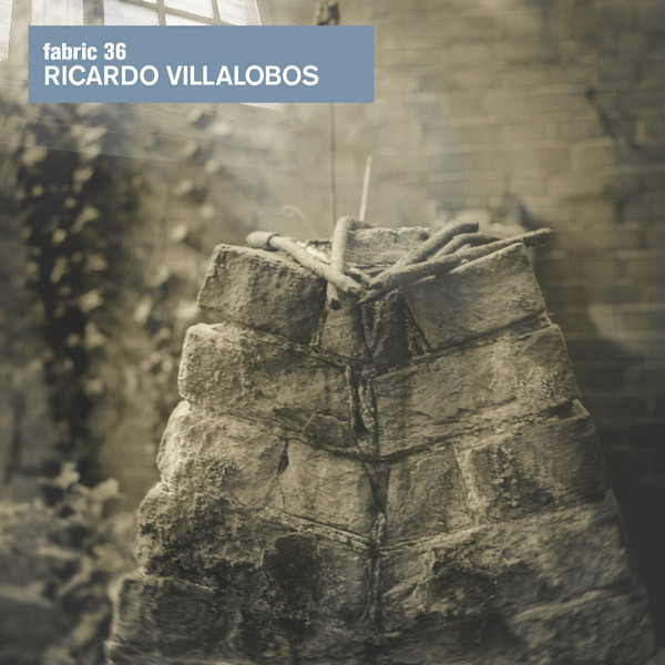 Villalobos, Ricardo fabric 36 CD